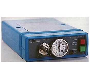 Model AE102 - Portable Gas Calibrator