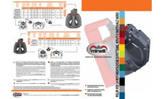 Minelli - Model MPOS - 120 - Polygrab for Moving Scrap, Waste and Loose Materials - Brochure