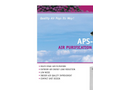 Model APS-400 - Air Purification System Brochure