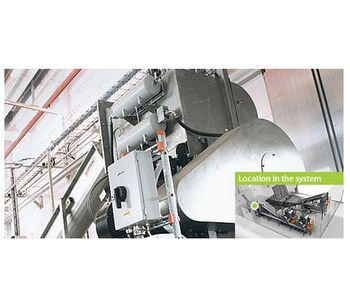 BioPrePlant - Pre-Treatment System for Food Waste.