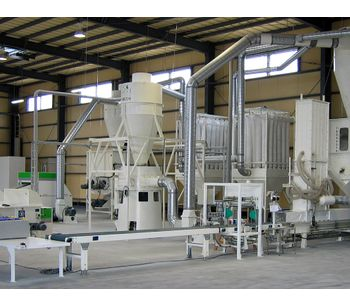 Manufacturing Recycled Cellulose Fiber Insulation or Asphalt Additives - Pulp & Paper - Paper Recycling