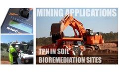 Mining Applications Testing TPH in Soil