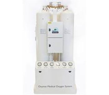 Oxygen on-site generation systems for hospitals - Health Care