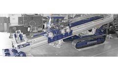 Model UNI 220x240 - Horizontal Drilling Machines