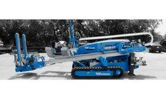 UNI - Model 36x50 - Horizontal Drilling Machines