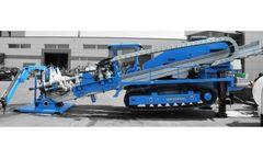 Model UNI 120x180 - Horizontal Drilling Machines