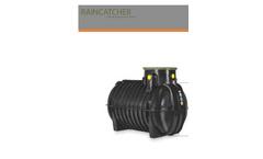 Raincatcher - SMS-Silt Management Systems - Brochure
