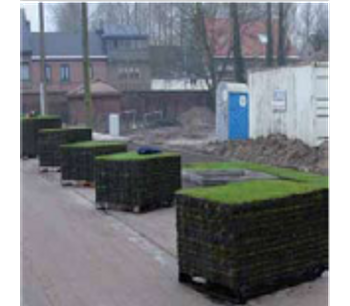 Ecogrid - For Natural Turf
