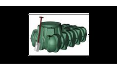 RainCatcher - Model Lilo - Flat Tank Below Ground Garden System