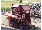 Model PM Series - Hydraulic Pre-shredders