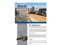 AC Mitigation Design Services - Brochrue