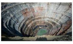 Centrifuge System for Mining