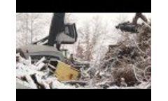 ZDS preshredder for US Video