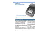 DR 2700 Portable Spectrophotometer Datasheet