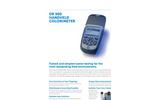 DR 900 Multiparameter Handheld Colorimeter Data Sheet