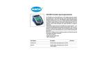 Hach - Model DR1900 - Portable Spectrophotometer - Brochure