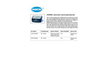 Hach - Model DR6000 - Laboratory Spectrophotometer - Brochure
