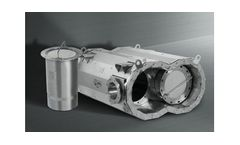 Model MARINE-X - Diesel Particulate Filters