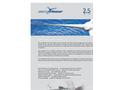 aeroMaster - Model aM 2.5/103 - Wind Turbine Brochure