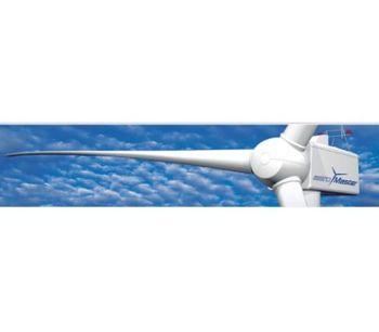 aeroMaster - Model aM 1.5/83 - Wind Turbine