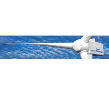 aeroMaster - Model aM 2.5/96 - Wind Turbine