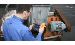 Portable FTIR verifies safe working environment