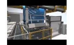 Galvatek - Chemical Cleaning Line and WWTP 3D Animation - Video