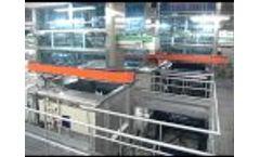 Galvatek - Chemical Cleaning Line (Japan) - Video