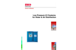 Low Pressure UV Systems for Water & Air Disinfection - Brochure