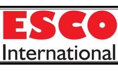 ESCO - Catalytic Vent Gas Destruct Units