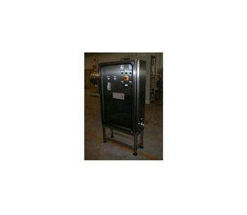 Ozone Generating Skid Package-1