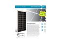 Model S19 - Solar Module Brochure