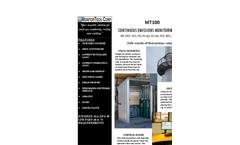 MT100 - Monitor Tech - Front - Brochure