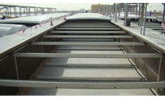 Mena Water - Chain Sludge Scraper System
