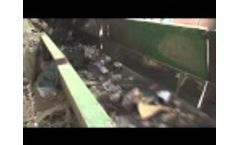 EMS Waste Recycle - Turbo Clean Separator- Video