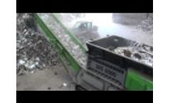 SRS5000 Twin Shaft Mobile Shredder Brochure Video