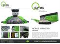 SRS5000 Twin Shaft Mobile Shredder Brochure