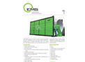 EMS T1200 – T5000 Trommel Drum Cylinder Brochure