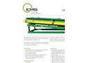 EMS VF2500 Vibraflow Screening Machine Brochure