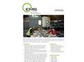 EMS OS120 Optical Sorters Brochure