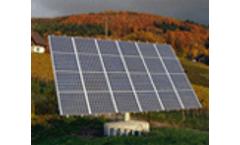 Green light for solar panels in Scotland
