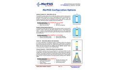 MerPAS Configuration Options - Brochure
