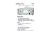 Tekran - Model 2537Xi - Mercury Vapor Analyzer - Datasheet