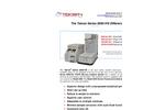 Tekran - Series 2600-IVS - Ultra-Trace Mercury Analyzer System - Brochure