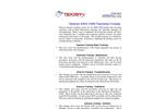 Tekran - Model 3300 CMM - Training Course - Brochure
