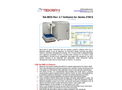 Tek-MDS - Version Rev: 2.7 for Series 2700 - Analysis Software - Brochure