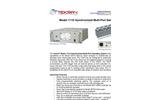Tekran - Model 1115i - Synchronized Multi-Port Sampler - Brochure
