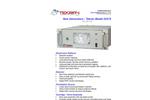 Tekran - Model 2537X - Automated Ambient Air Analyzer - Datasheet