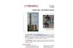 Tekran - Model 1304 - Air Filtration System - Brochure