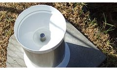Rain Gauge Installation